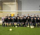 La Peña Azagresa busca el premio de jugar contra un Primera en la Copa