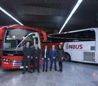Arranca el nuevo servicio de transporte público entre Pamplona y Soria
