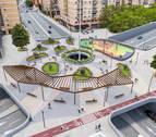 San Jorge pide unificar a idéntico nivel los 4 cuadrantes de su barrio