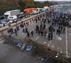 Tsunami Democràtic da por concluida la protesta en las carreteras