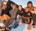 Greta Thunberg viajará a bordo de un catamarán para asistir a la Cumbre del Clima de Madrid