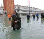 Venecia sufre una inundación