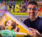 La exposición 'Deporte en femenino' busca visibilizar a las mujeres en el deporte