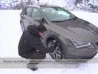 VÍDEO: cómo conducir con nieve y hielo