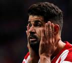 Costa sufre una hernia discal que le podría dejar 3 meses fuera de competición