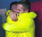 Rafa Bericat, entrenador de la Peña Azagresa: &quotNo puedo estar más feliz
