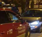 Imputado por darse a la fuga, conducir sin carné y dar positivo en drogas en Tudela