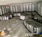 Decomisan 500 kg de cocaína ocultos en un contenedor en el puerto de Barcelona