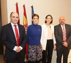 Visita de una delegación china del sector de vehículos eléctricos a Navarra