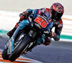 El francés Quartararo no se rinde en la búsqueda de su primer triunfo en MotoGP