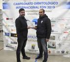 Joao Carlos Amado gana el Campeonato Ornitológico