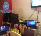 Detenidas 12 personas por piratear canales de televisión de pago para 20.000 clientes