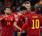 La selección busca un triunfo ante Rumanía para ser cabeza de serie en el sorteo de la Euro