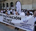 Salud y Sindicato Médico siguen sin acuerdo antes de las cinco jornadas de huelga de la semana que viene