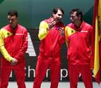 España se estrena en la nueva Copa Davis