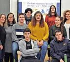 Alumnos de Padre Moret 'llevan' a Magallanes a Rumanía
