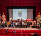 Ollo destaca en Peralta los lazos históricos y culturales que unen a las dos Navarras