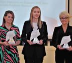 Tres premios para ensalzar el talento femenino en las empresas