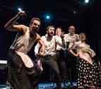 Hika Teatroa propone para este viernes en Civivox Iturrama la obra 'Txarriboda'