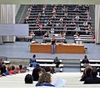 Se sortean las tandas para la prueba para auxiliar administrativo en Navarra