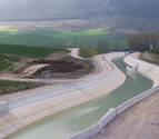 Los usuarios del Canal de Navarra se oponen a pagar una subida del 2% en la tarifa
