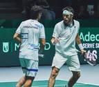 Argentina, rival de España en la Copa Davis