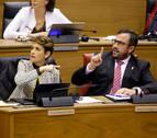 """NA+ dice a Chivite que o negocian la fiscalidad o no apoyarán """"parches"""""""