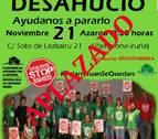 EH Bildu pregunta al Gobierno cómo evitará un desahucio en Lezkairu