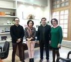 La consejera Maeztu conoce los proyectos de mejora de la Clínica Josefina Arregui