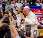 El Papa denuncia la esclavitud femenina e infantil en Tailandia