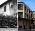 IMAGEN INTERACTIVA | Cuando cambió... El cruce de Bergamín con González Tablas