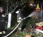 Mueren cinco personas tras explotar una fábrica de fuegos artificiales en Sicilia