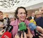 Magdalena Valerio recibe en Pamplona un premio de la Fundación Cermi Mujeres