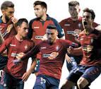 Las plantillas de Osasuna y el Athletic Club de Bilbao reúnen a doce navarros