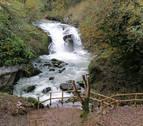 Una nueva ruta descubre paisajes inéditos en Larraun