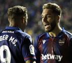 El Levante salva la victoria contra un Mallorca de más a menos
