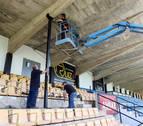 La tribuna del Ciudad de Tudela se reabrirá tras avalarlo un informe