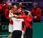 Canadá alcanza la final por primera vez en su historia