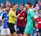 """Rubén García: """"Pido respeto, nunca me había hablado así un árbitro"""""""