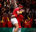Rafa Nadal y Feliciano López meten a España en la final de la Copa Davis