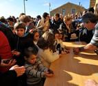 Artajona celebra el fin de semana San Saturnino