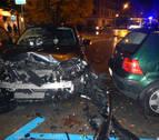 Da positivo en alcohol y drogas tras chocar contra cinco vehículos en San Juan