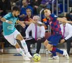 Un 'coco' para Osasuna Magna en cuartos de final de la Copa de España