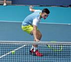 El tenista navarro Iñaki Montes da el salto a EEUU
