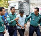 Condenan a muerte a siete yihadistas por el ataque a un restaurante en Bangladesh