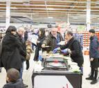 E. Leclerc Pamplona ofrece al público un Showcooking para preparar el menú de Navidad