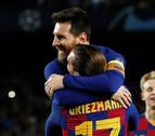 El Barça sella el pase a octavos de la Champions League