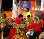 La muerte de un rescatado eleva a 4 los fallecidos de la patera de Melilla