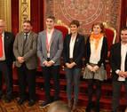 Navarra premia el compromiso de los deportistas y homenajea a Undiano Mallenco