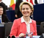 El Parlamento Europeo da luz verde a la Comisión Europea de Ursula Von der Leyen